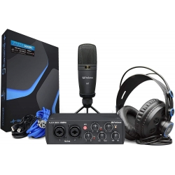 PRESONUS AUDIOBOX 96K 25TH ANNIVERSARY STUDIO PACK USB96,M7,HD7,