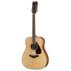 YAMAHA FG82012NTII GUITARRA ACUSTICA 12 CUERDAS NATURAL VERSION II