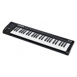 ALESIS Q49MKII TECLADO CONTROLADOR USB MIDI 49 NOTAS