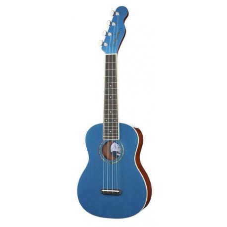 Fender Zuma Concert Ukulele LPB WN