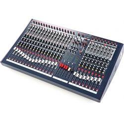 Soundcraft LX7II 24 mesa de mezclas analógica
