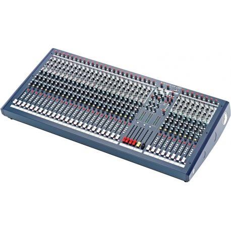Soundcraft LX7II 32 mesa de mezclas analógica