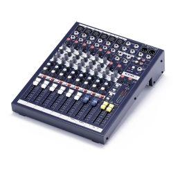Soundcraft EPM 6 mesa de mezclas analógica