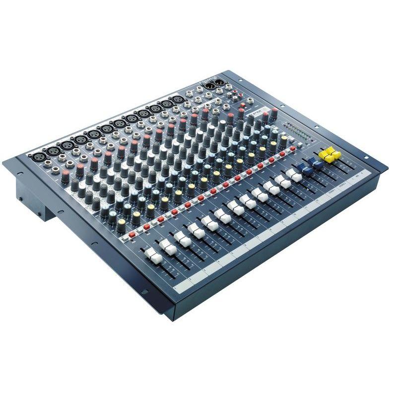 soundcraft epm12 mesa de mezclas anal gica sonido