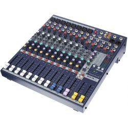 MESA SOUNCRAFT EFX8 8 CH + 2ST + 1 AUX + EFECTO