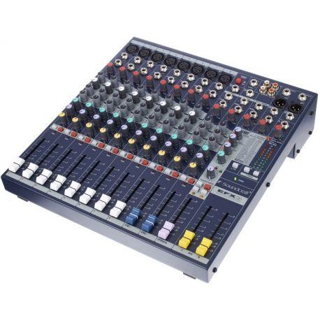 Soundcraft EFX8 mesa de mezclas analógica