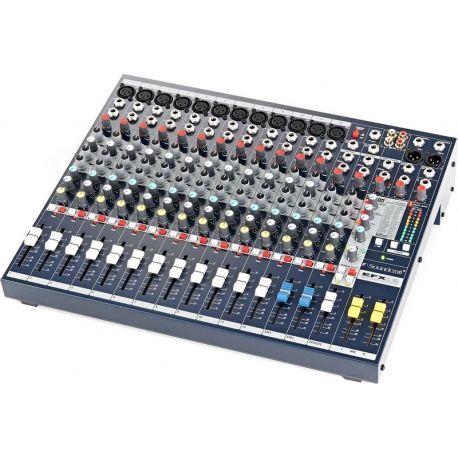Soundcraft EFX12 mesa de mezclas analógica