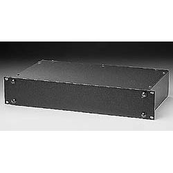 Adam Hall 87408 Rack Housing 2U