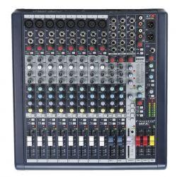 Soundcraft MFXi8 mesa de mezclas analógica