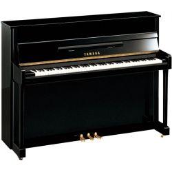 PIANO YAMAHA SERIE STUDIO NEGRO PULIDO