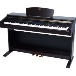 PIANO ELECTRONICO YAMAHA 88 TECLAS PALISANDRO