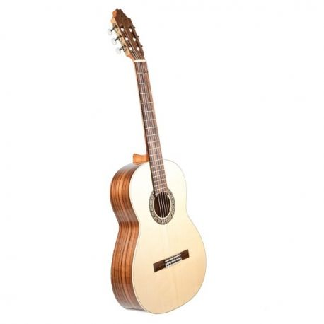 GUITARRA P.SAEZ SAPELLY CAOBA