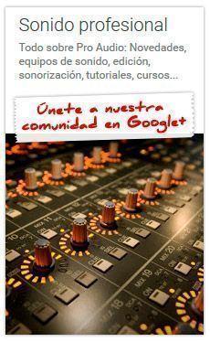 Únete a nuestra comunidad sobre Sonido Profesional en Google+
