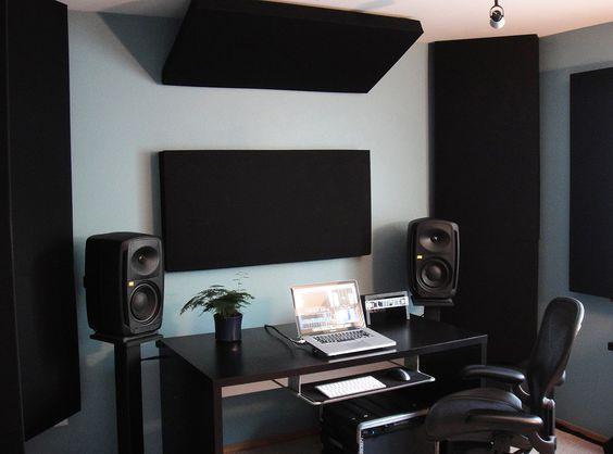Como montar tu propio home studio hipermusic blog - Insonorizar estudio ...