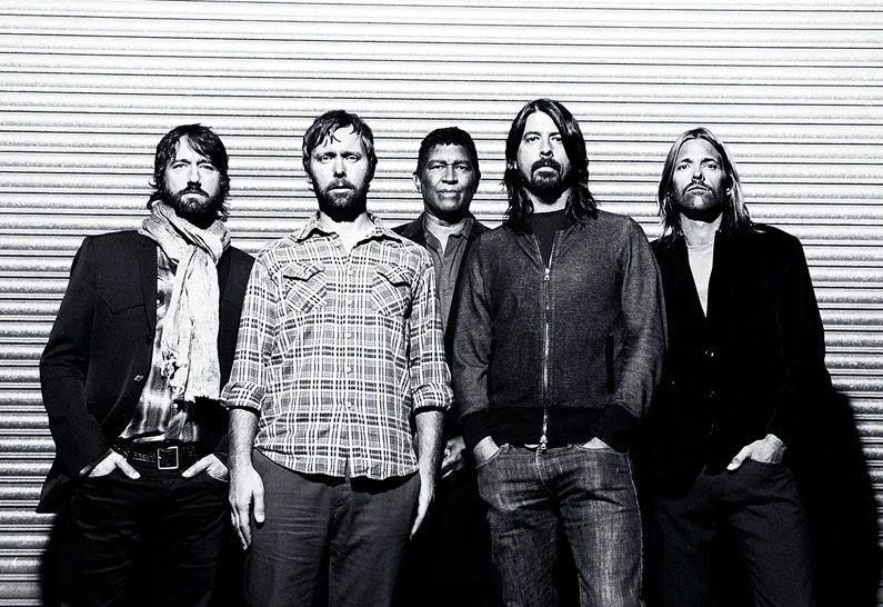 ¿Qué equipo utiliza Foo Fighters?