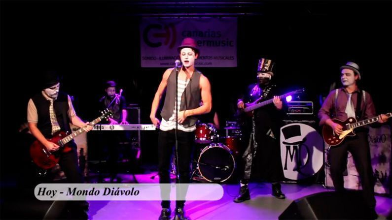 Mondo Diavolo en Hipermusic Sessions