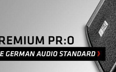 HK Audio: Nuevos altavoces Premium PR: O