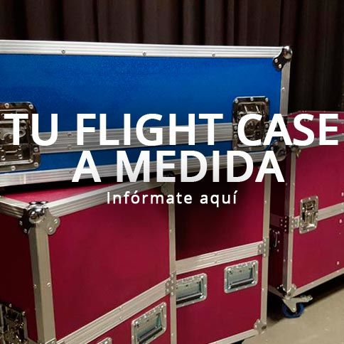 Flightcase a medida