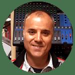 Javier Ramírez, director comercial